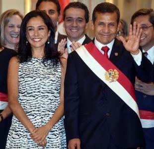 Ex Presidente Humala y su mujer salen de prisión en Perú