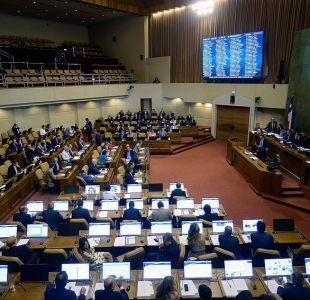 Chile Vamos pide respaldo de La Moneda a proyecto que busca reducir el número de parlamentarios