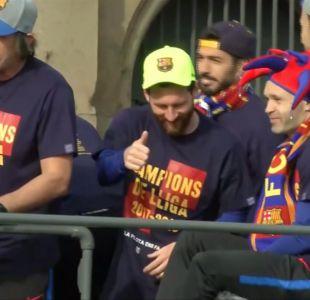 [VIDEO] Los 32 títulos de Messi junto al Barcelona que contrastan con su sequía en Argentina