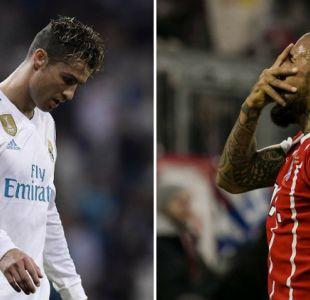 El desprecio de Arturo Vidal a Cristiano Ronaldo al estilo Avengers