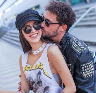 José Luis Bibbó y Fernanda Figueroa duraron cuatro años como pareja