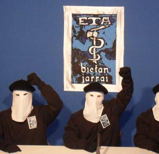 ETA anuncia en una carta el desmantelamiento de todas sus estructuras