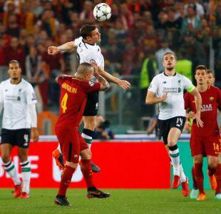 [Minuto a Minuto] Liverpool está venciendo a AS Roma por paso a final de la Champions
