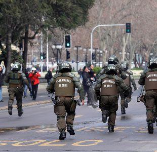 Carabineros corrige orden y asegura que FF.EE sí pueden portar armas durante manifestaciones