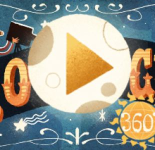 [VIDEO] Primer doodle interactivo en 360º de Google homenajea a Georges Méliès