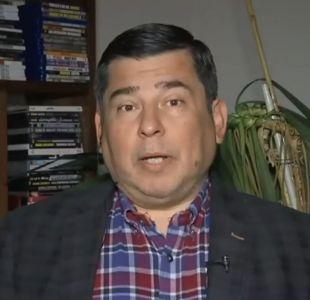 """[VIDEO] Víctima de abusos en Colegios Maristas: """"Corresponde que haya imprescriptibilidad"""""""