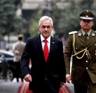 """Piñera realiza balance del proceso migratorio: """"Logramos poner orden en la casa"""""""