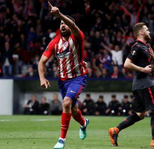 [VIDEO] Atlético de Madrid vence a Arsenal y clasifica a la final de Europa League