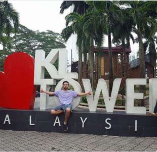 Familiares de jóvenes detenidos en Malasia reciben apoyo del ex Presidente Frei