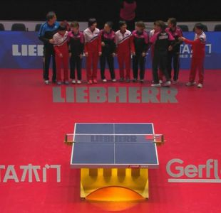 [VIDEO] La nueva diplomacia del ping pong: Coreas decidieron no competir entre sí