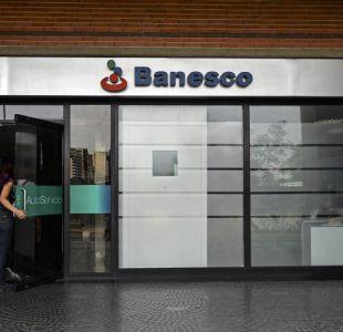 Gobierno interviene el principal banco privado de Venezuela