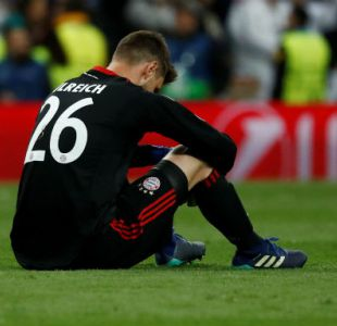 [VIDEO] La explicación de Sven Ulreich tras su terrible error ante Real Madrid