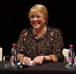 [VIDEO] Bachelet encabeza primer encuentro con sus ex ministros