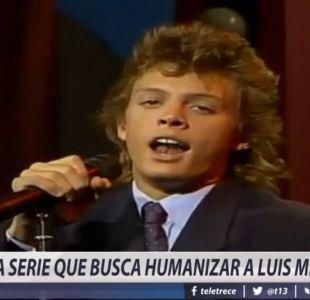 [VIDEO] T13 conversó con Diego Boneta, el actor que interpreta a Luis Miguel