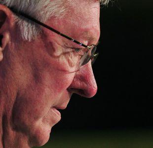 El mundo del fútbol envía su fuerza a Alex Ferguson