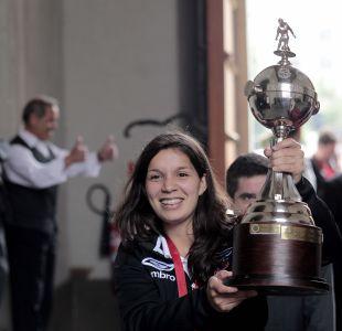Karen Araya, la mediocampista de la Roja femenina: Siempre voy a elegir el fútbol
