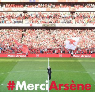 [VIDEO] Merci Arsene: La emotiva dedicatoria del Arsenal a Wenger en su adiós