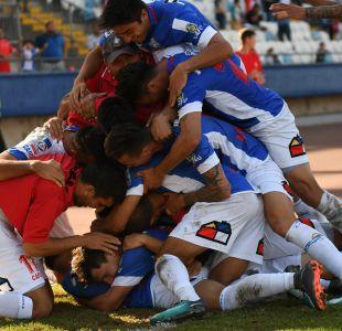 [VIDEO] Goles fecha 12: Antofagasta gana a Temuco en el último minuto