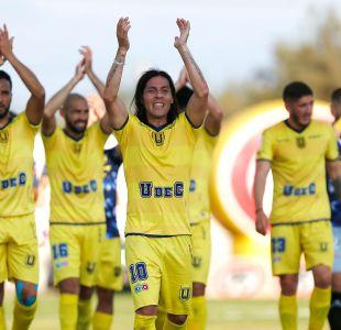 [VIDEO] Goles fecha 12: U. de Concepción consigue octavo triunfo consecutivo contra Palestino