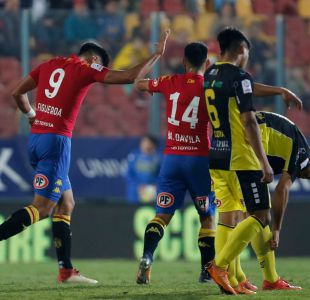 Goles fecha 12: Unión Española golea 4-0 a San Luis