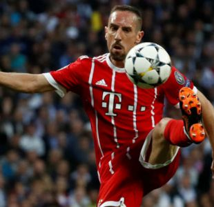 [VIDEO] Franck Ribery renueva por una temporada su contrato con Bayern Munich