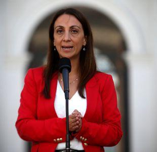 Vocera llama a no obstruir el rol del Gobierno tras polémica por subsecretario Castillo