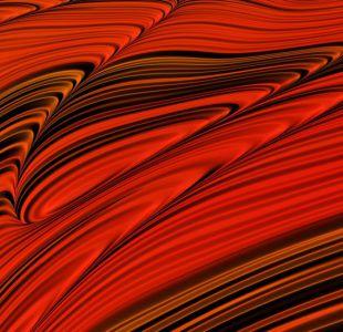 La fascinante -y mística- historia del naranja, el color tóxico que llegó de los volcanes