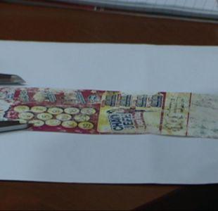 Supuesto ganador del Kino demandará a Lotería: asegura que cartón fue dañado tras peritaje