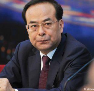 Cadena perpetua para alto cargo chino por corrupción