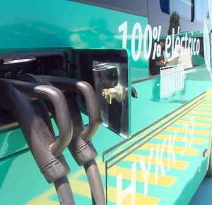 [VIDEO] 500 buses eléctricos para el Transantiago
