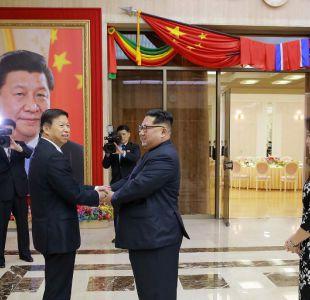 Presidente chino se reúne con Kim Jong-Un
