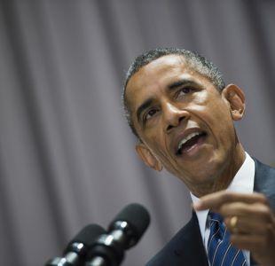 "Obama calificó de ""grave error"" salida de pacto con Irán"