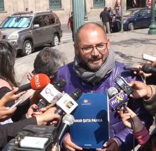 [VIDEO] El caso del chileno que está asilado en Bolivia