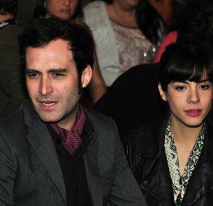 Nicolás Poblete y Susana Hidalgo