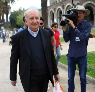 Querellantes de Karadima revelan carta donde Errázuriz admite cierre de investigación a religioso