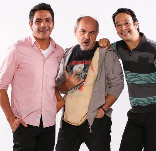 Pablo Macaya, Luis Gnecco y Julio González