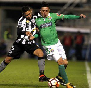[Minuto a Minuto] Audax igualó ante Botafogo y quedó eliminado de la Sudamericana