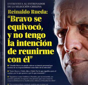 [VIDEO] Reinaldo Rueda agudiza quiebre con Bravo