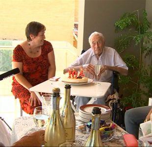 [VIDEO] La historia del científico de 104 años que viajó a Suiza para tener una muerte asistida