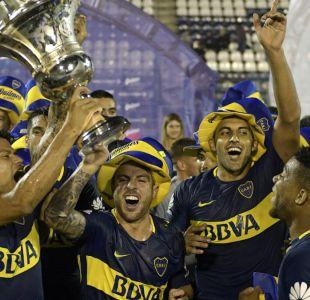 [VIDEO] Boca Juniors es campeón de Argentina con un histórico Barros Schelotto