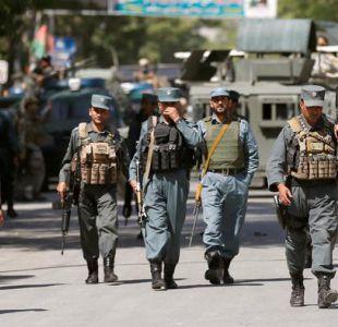 Afganistán: tres ataques suicidas sacuden Kabul