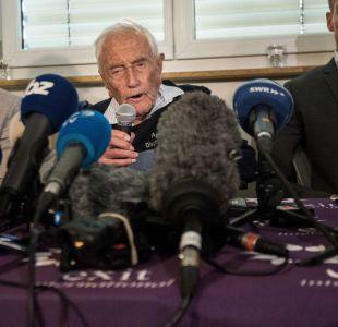 Muere científico de 104 años que viajó a Suiza para eutanasia