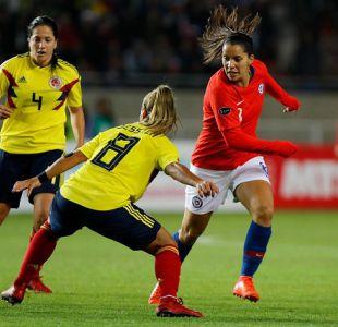 [FOTOS] La dura crítica de jugadoras de La Roja femenina a Colo Colo