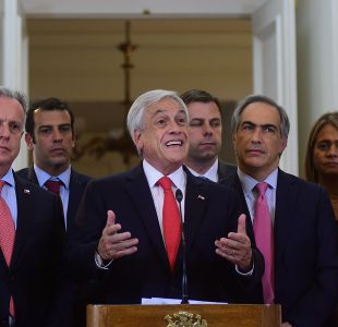 [VIDEO] Piñera da 90 días para entrega de informe con los ejes del Acuerdo Nacional de Salud
