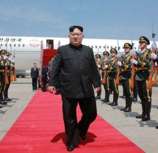 En tren, en bote, en avión privado: cómo viaja Kim Jong-un, el líder de Corea del Norte