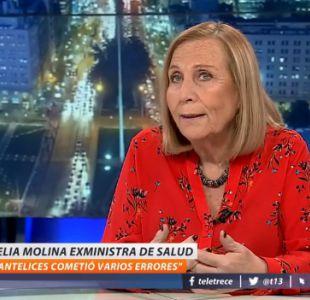 [VIDEO] Helia Molina y dictamen por objeción de conciencia: Por mucho menos yo renuncié