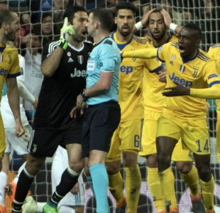 UEFA abre expediente disciplinario contra Buffon por su conducta ante Real Madrid