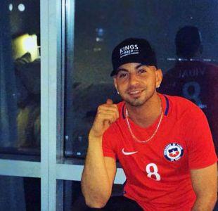 Justin Quiles y su amistad con Arturo Vidal: Es un jugador excelente y una persona increíble