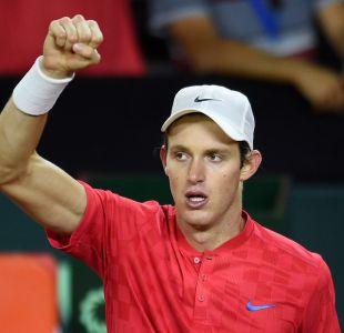 Nicolás Jarry debuta con triunfo en la qualy del Masters 1000 de Roma