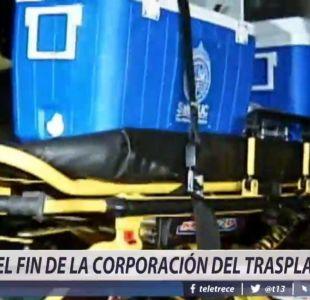 [VIDEO] Corporación del trasplante cierra por falta de apoyo del Gobierno